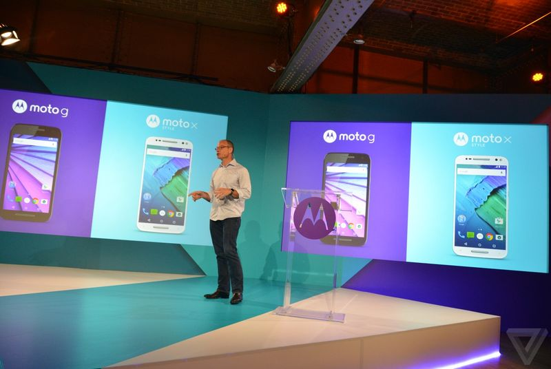 All the news from Motorola's Moto X event