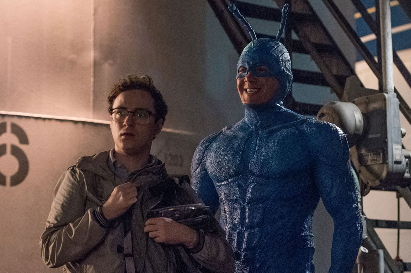 The Tick and I Love Dick get series orders at Amazon