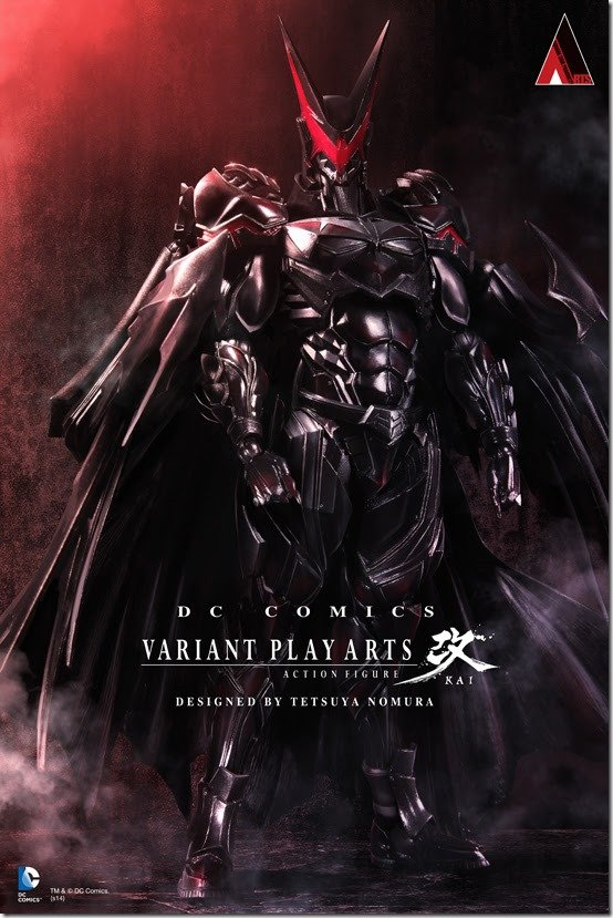 'Final Fantasy' designer creates the wildest take on Batman yet