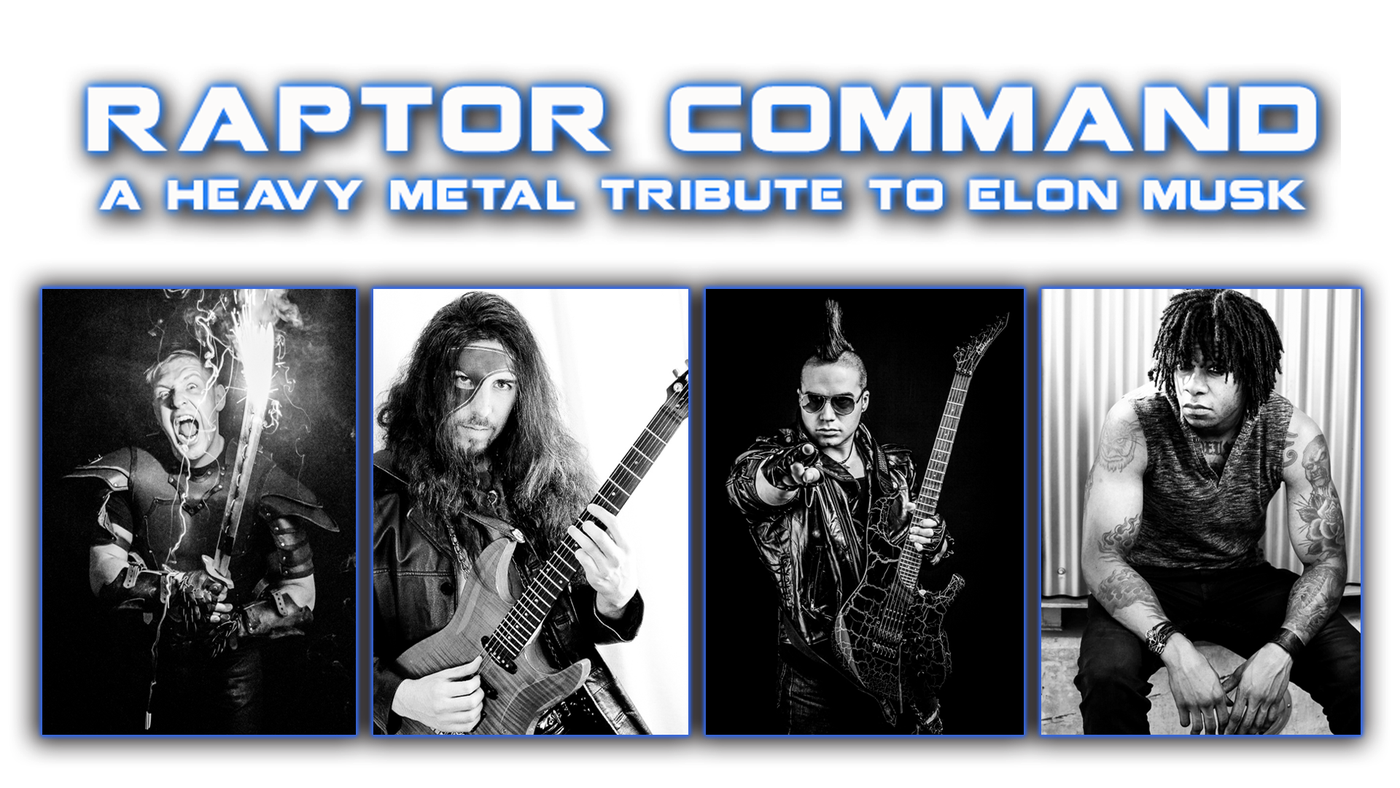 Elon Musk now has a heavy metal tribute band