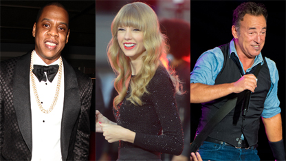Which Singer Would Make The Best President?