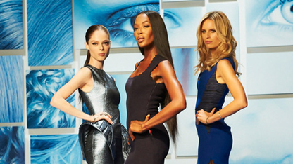 First Look: Naomi's New Reality Show