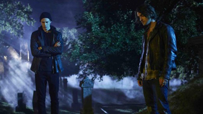 First Look: 'Hemlock Grove'