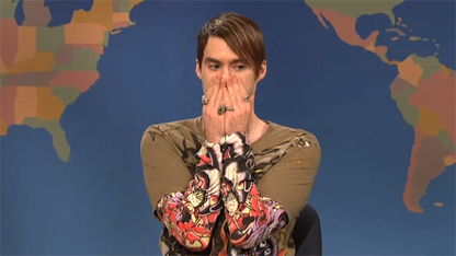 Bill Hader Breaks Down The Magic of Stefon