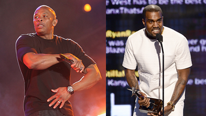 Dre & Diddy Top List of Hip-Hop Cash Kings