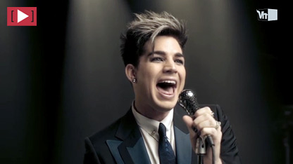 Watch Adam's Donna Summer Tribute
