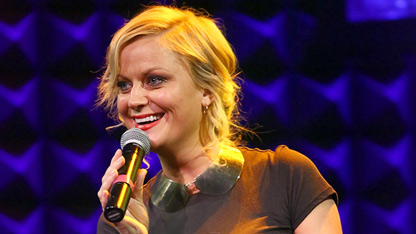 Amy Poehler&#39;s Jaw-Dropping &#39;Firework&#39; Cover