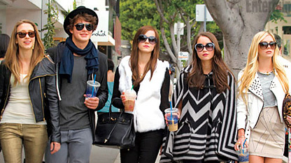 Emma Watson Unrecognizable in &#39;Bling Ring&#39;