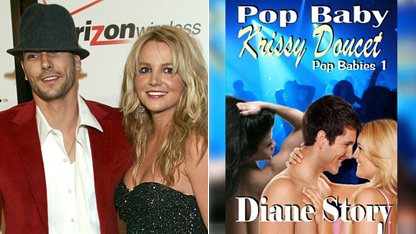 K-Fed&#39;s Aunt Pens Erotic Book Based on Britney