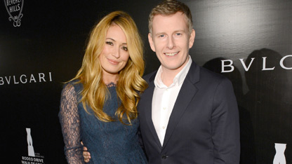 Cat Deeley Talks Married Life