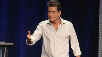 How Charlie Sheen Almost Got to Play Spider-Man