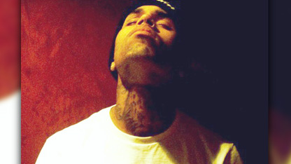 Another One?! Chris Brown Gets New Neck Tattoo