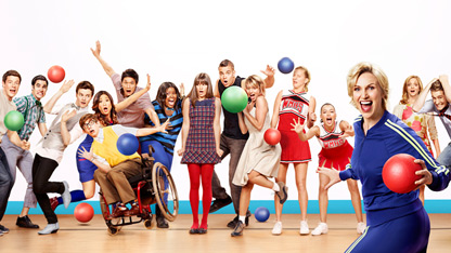 'Glee' Hires 2 New Actors