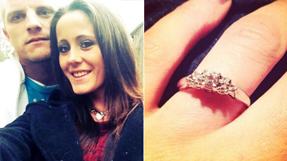 &#39;Teen Mom 2&#39; Star Jenelle Evans Weds