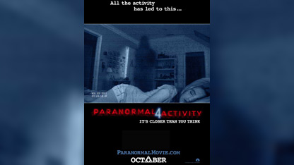 &#39;Paranormal Activity 4&#39; Tops Box Office