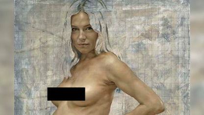 Sienna Miller: Nude and Pregnant