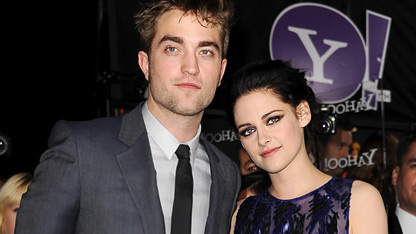 K Stew Talks Relationship Status with R Patz