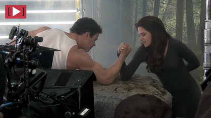 New &#39;Breaking Dawn 2&#39; Featurette Drops