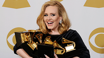 Five Things You Don&#39;t Know About Adele