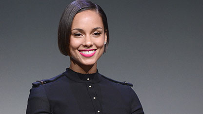 Alicia Keys on Her 'Alarming' Skin Care Secret