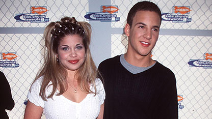 Topanga & Cory Sign on to &#39;Girl Meets World&#39;