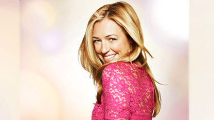 Cat Deeley&#39;s A Married Woman!