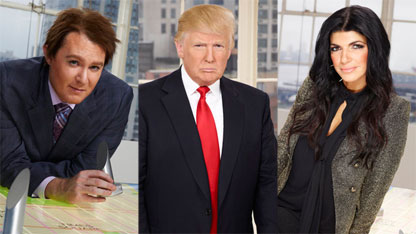 Meet Trump's New 'Celebrity Apprentice' Cast