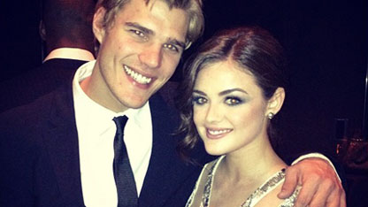 Chris Zylka Apologizes For Bashing Ex Lucy Hale