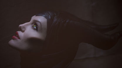Angelina's Daughter Scores 'Maleficent' Role!