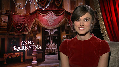 How the &#39;Anna Karenina&#39; Costumes Were Designed