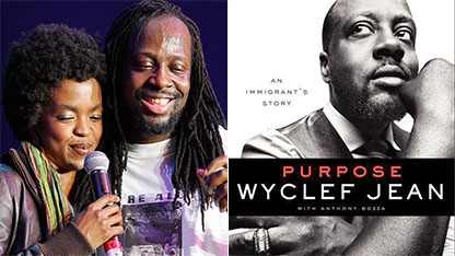 Wyclef Says Affair With Lauryn Broke Up Fugees