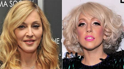 Madonna vs. Lady Gaga: Round 89