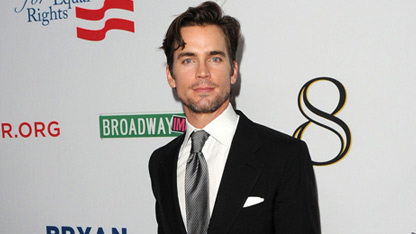Matt Bomer To Steam up 'The New Normal'