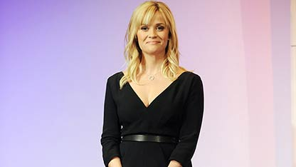 Reese Witherspoon Powerful in Black & White
