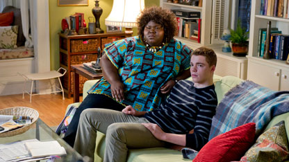 Gabourey Sidibe Joins The 'Big' Kids Table