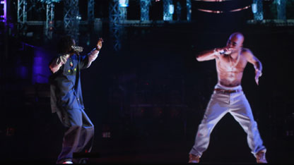 Tupac Lives & Music Reigns At Coachella