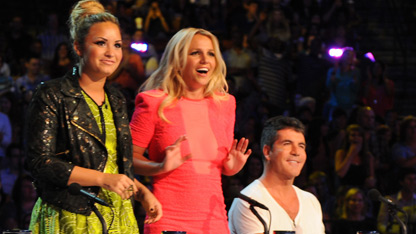 &#39;X Factor&#39;: How Did Demi & Britney Do?