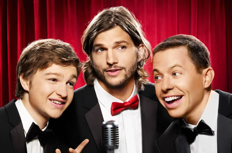 It's Official: 'Two and a Half Men' Renewed for 10th Season