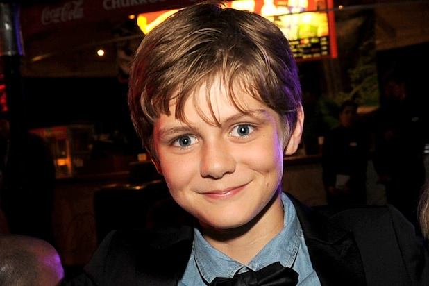 'Iron Man 3′ Kid Ty Simpkins Set for 'Jurassic World'