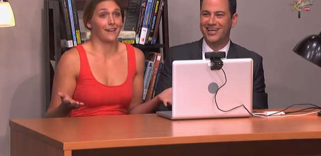 'Twerking Girl on Fire': How Jimmy Kimmel Fooled the Internet (and 'The View')