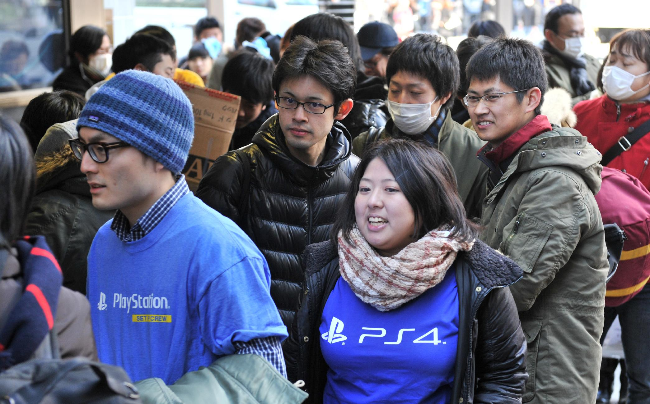 Sony's PlayStation 4 sales top seven million