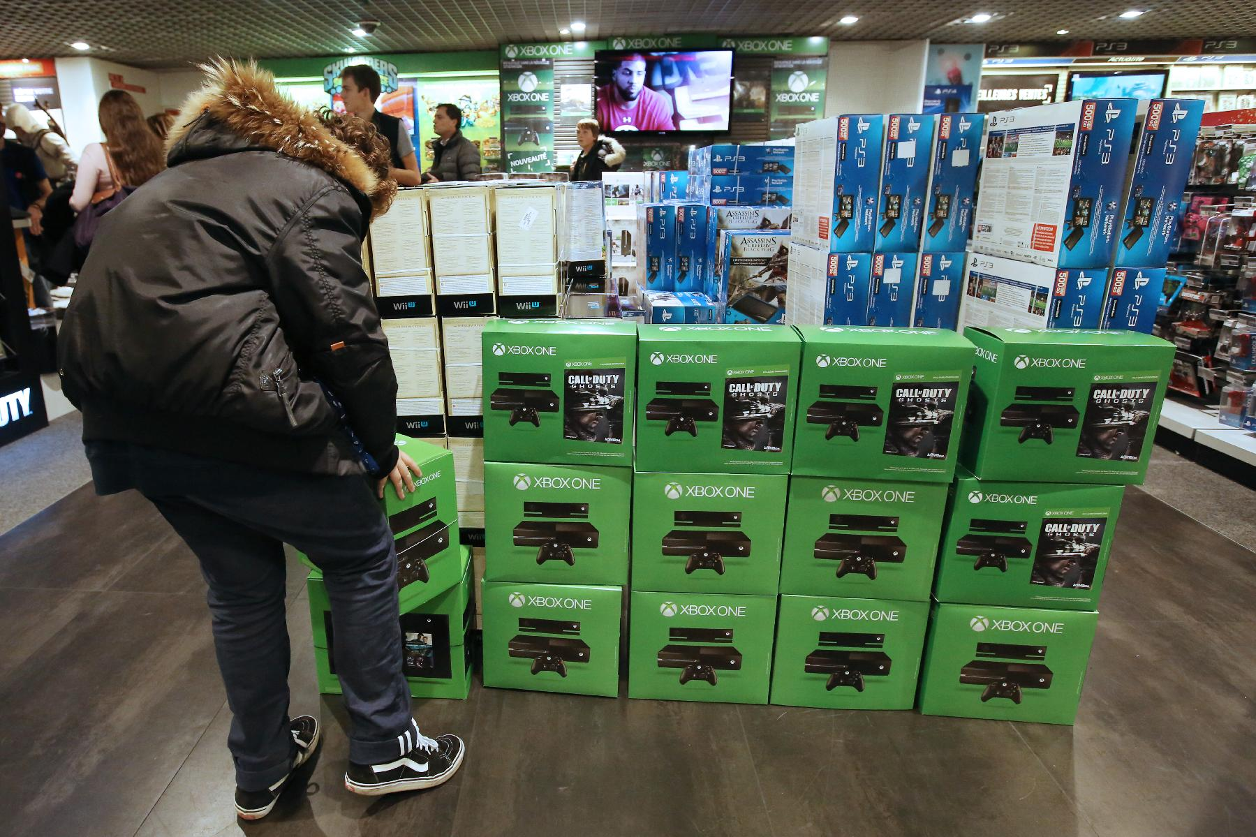 Microsoft reports strong sales of XBox One