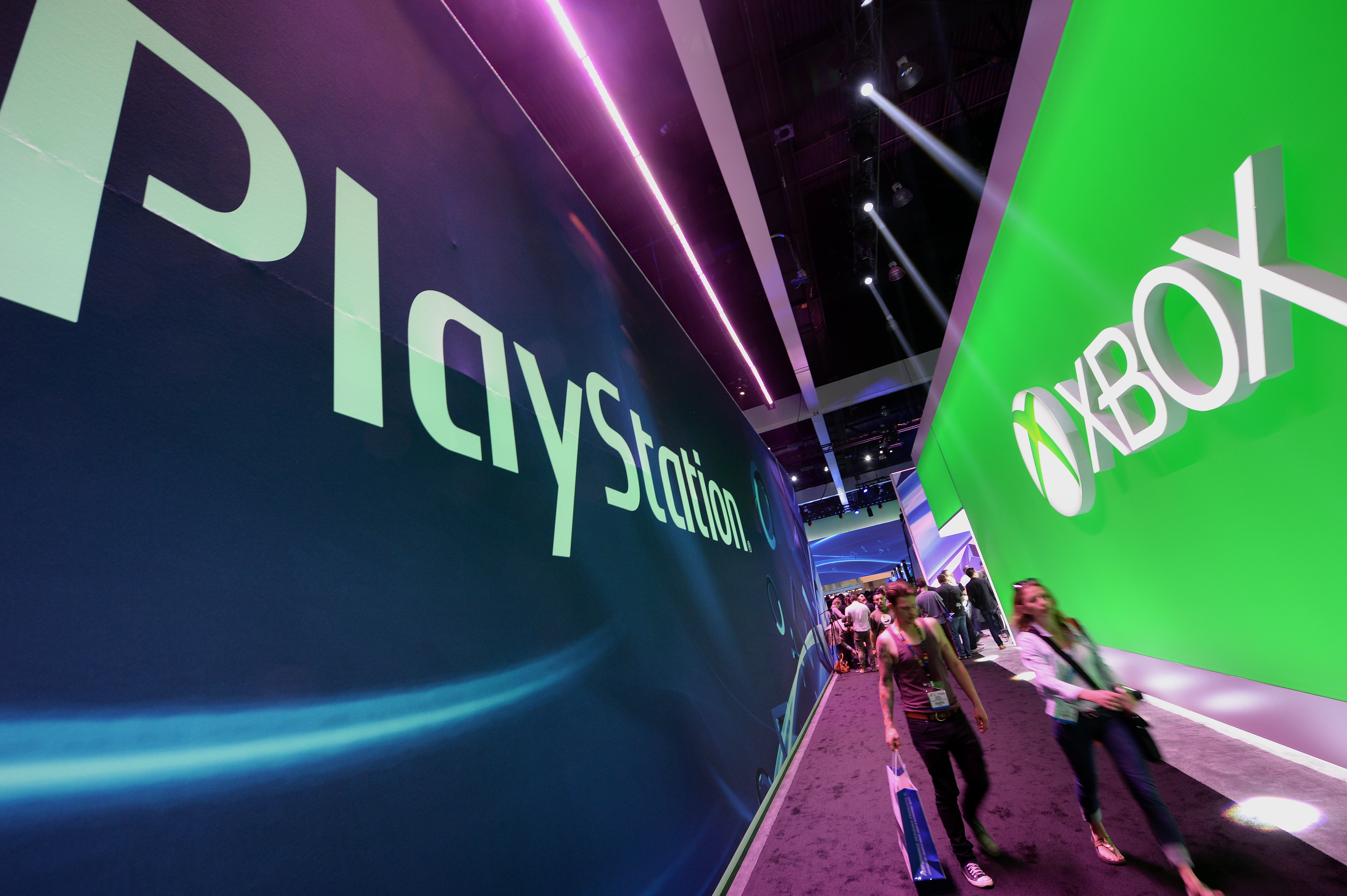 E3 video game trade event adds sideshow for players