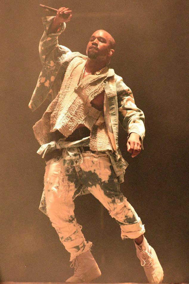 Kanye West's presidential speech tops Twitter during VMAs