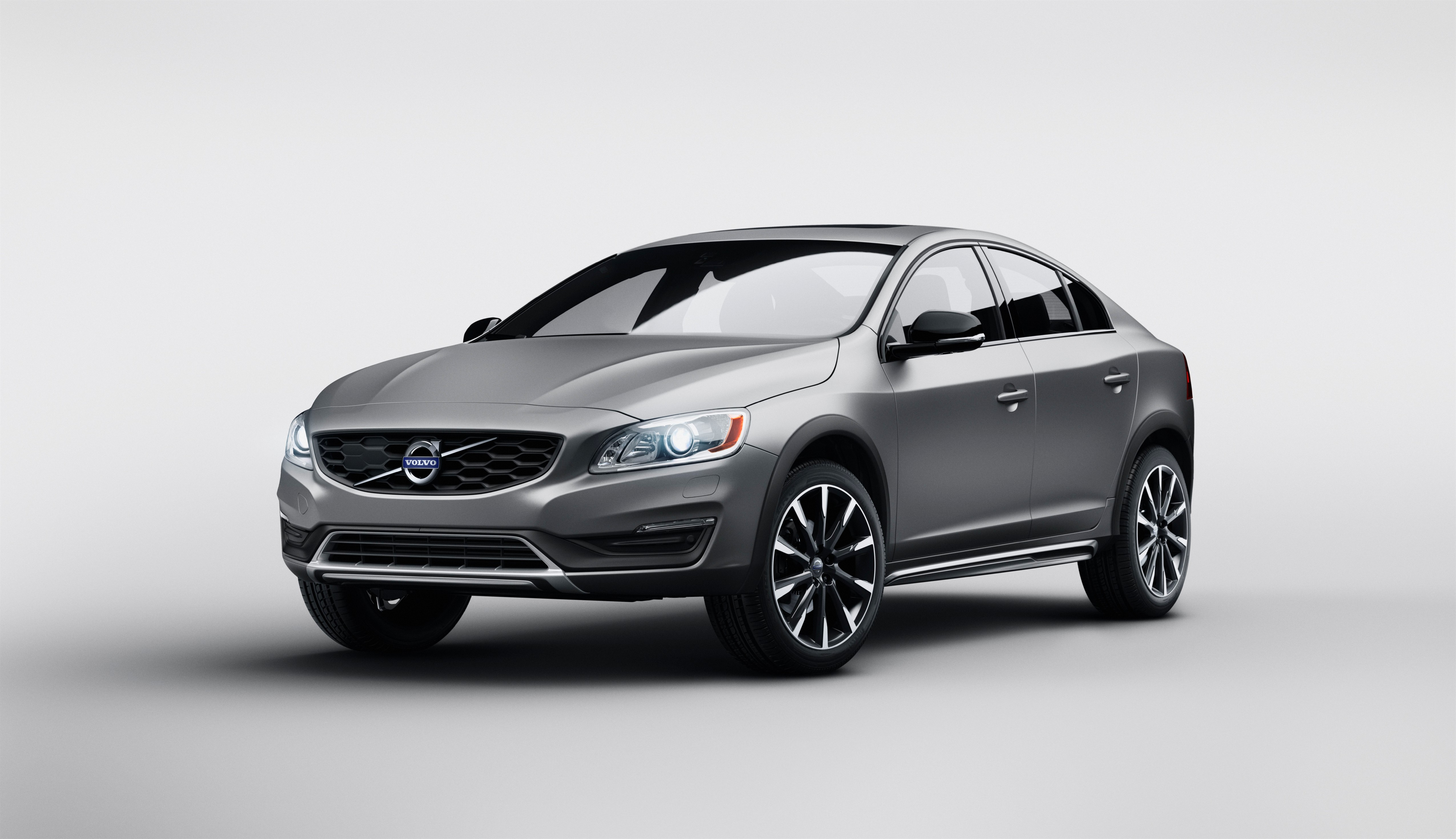 The Volvo S60 Cross Country