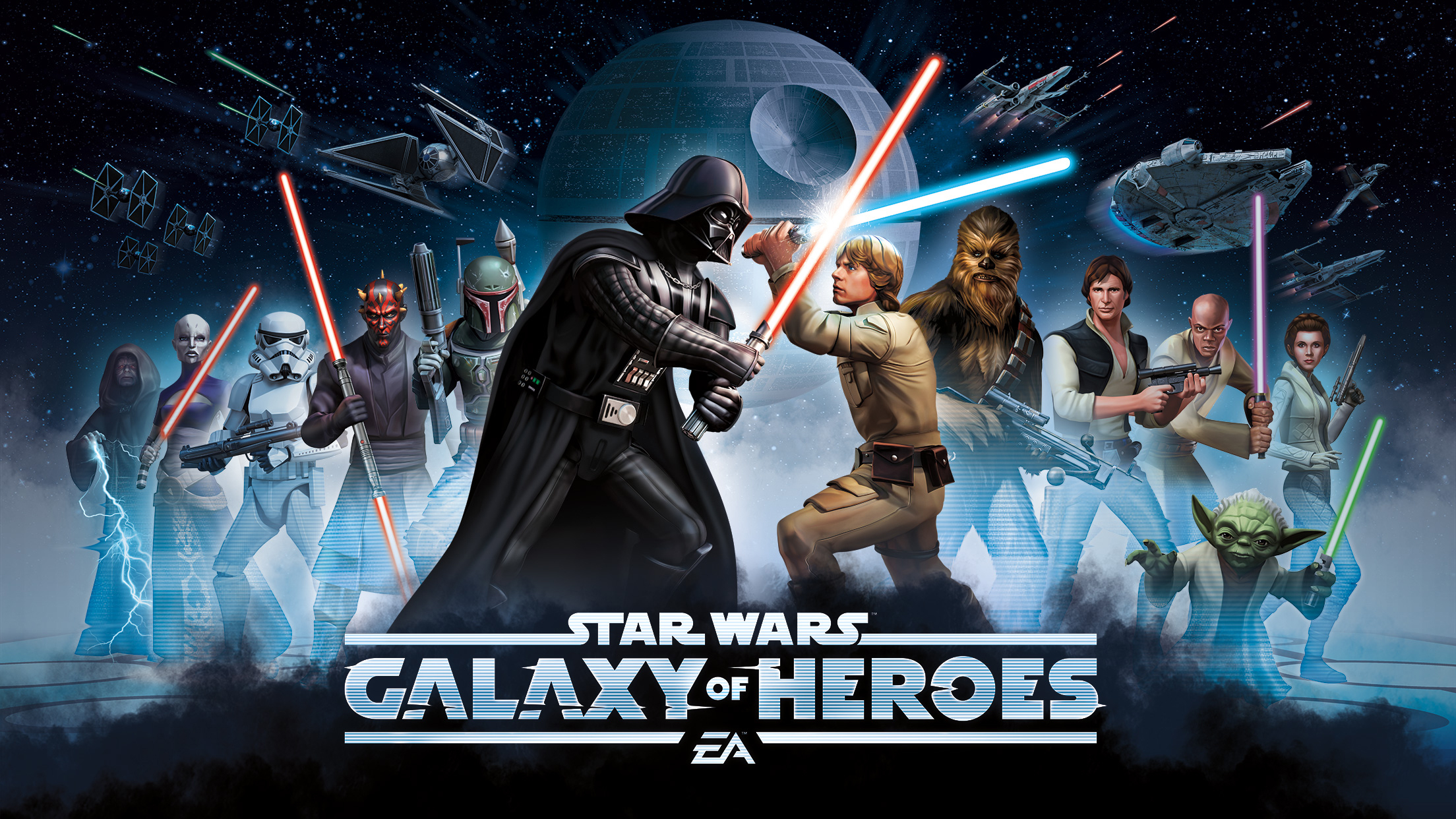 Get ready to explore 'Star Wars: Galaxy of Heroes' on mobile