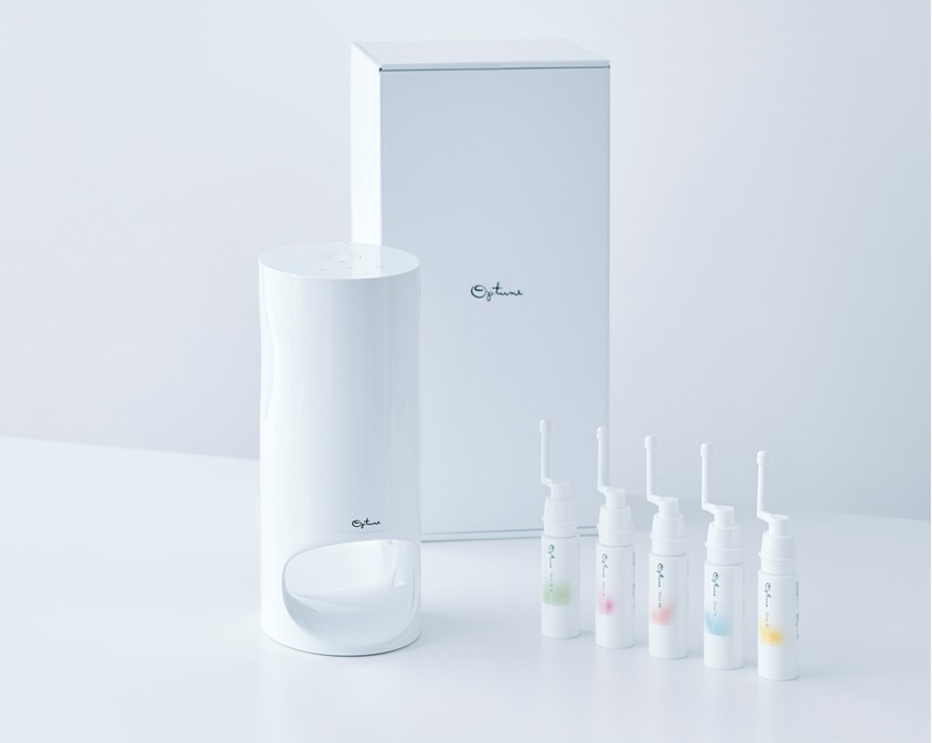 Shiseido unveils intelligent skincare system based on Internet of Things