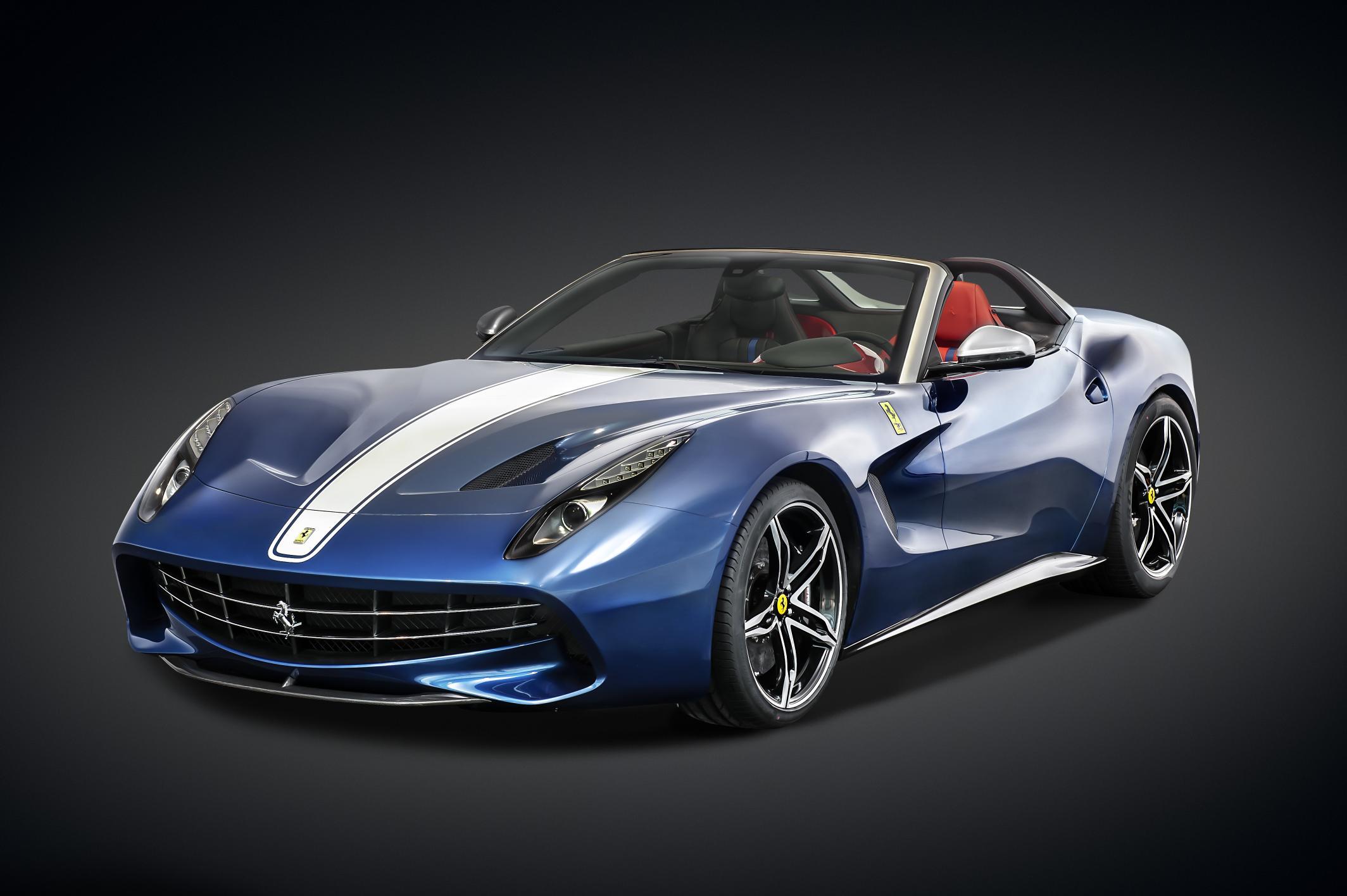 The Ferrari F60America
