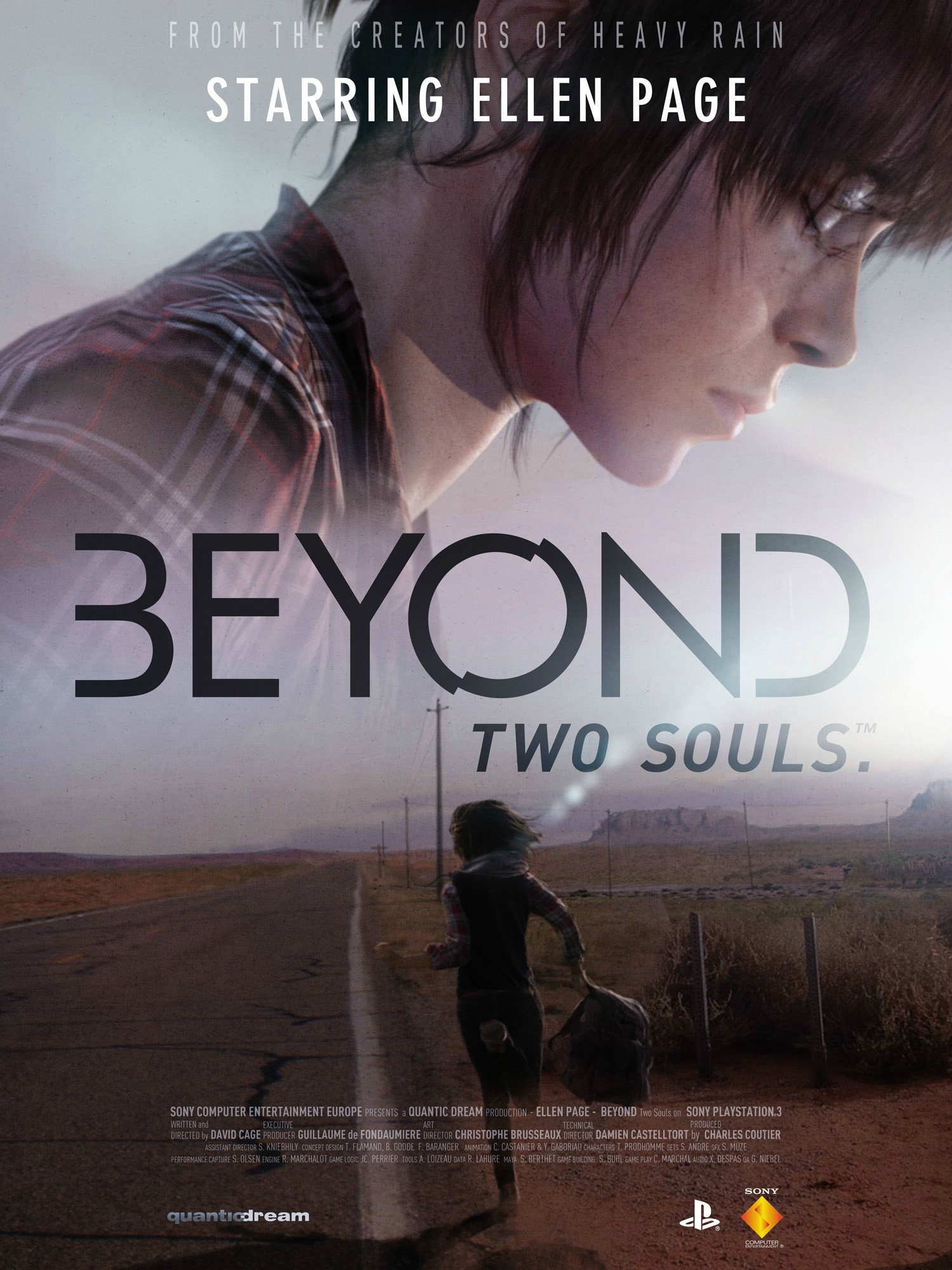 'Beyond: Two Souls' - remastered for PlayStation 4?