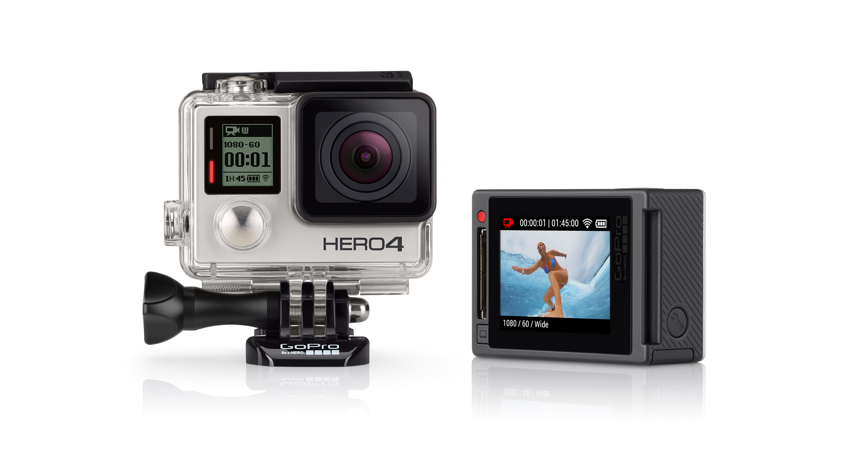 GoPro unveils three new models, including $130 action cam